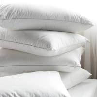 White-Goose-Feather-Pillow
